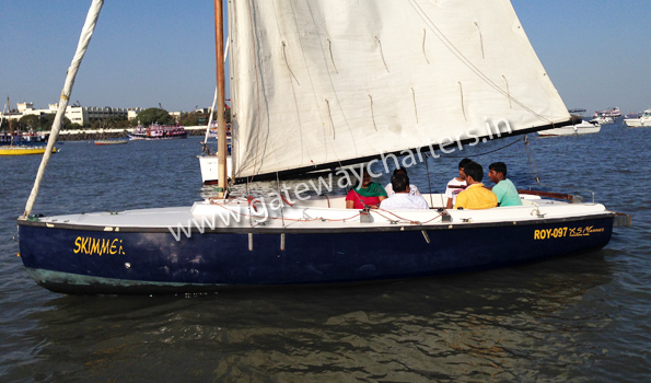 Seabird Sailing in Mumbai