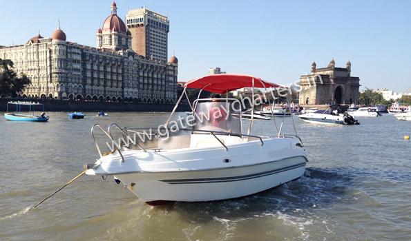 Drago 610 Speedboat in Mumbai