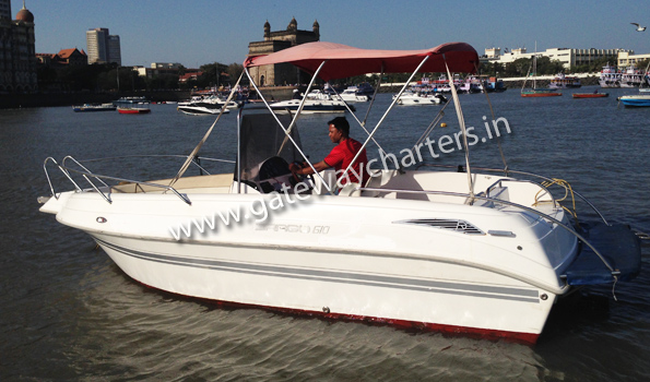 Drago 610 Speedboat in Mumbai