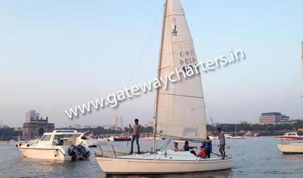 J24 Sailboat