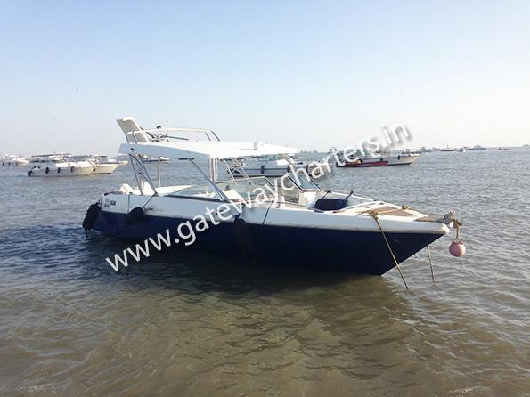Mahindra Odyssea 33 Speedboat