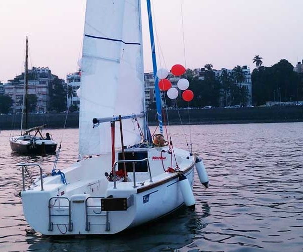 XS 63 Sailboat on Charter in Mumbai